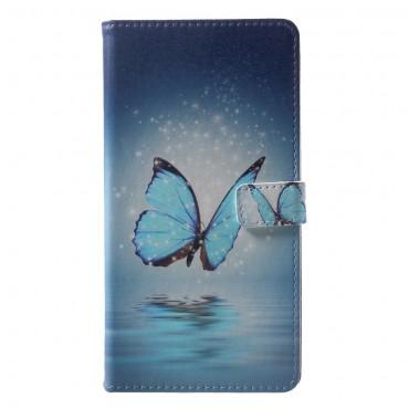"Módní kryt ""Blue Butterfly"" pro Huawei Mate 20 Lite"