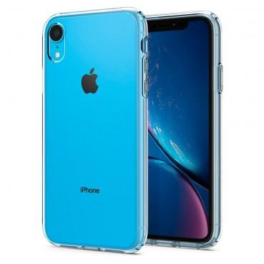 "Kryt Spigen ""Liquid Crystal"" pro iPhone XR - crystal clear"