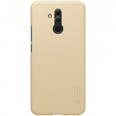 "Premium kryt ""Super Frosted Shield"" pro Huawei Mate 20 Lite - zlatý"
