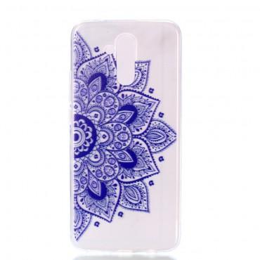 """Tenký kryt TPU gel """"Mandala"""" pro Huawei Mate 20 Lite"""
