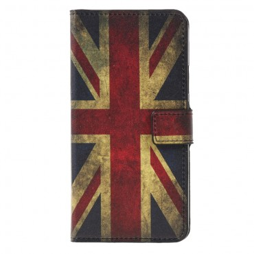 "Módní pouzdro ""Retro UK"" pro Huawei Mate 20 Lite"
