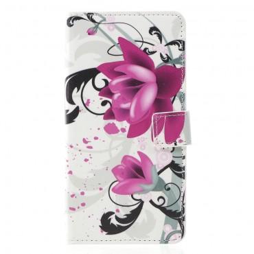 """Módní pouzdro """"Lotus Flower"""" pro Huawei Mate 20 Lite"""