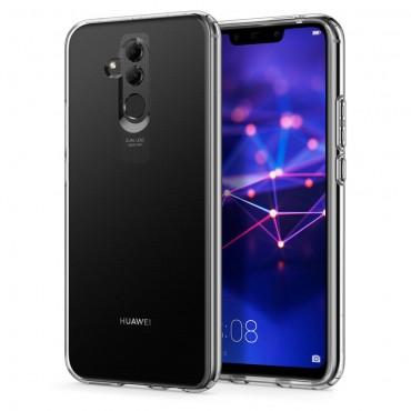 "Obal Spigen ""Liquid Crystal"" pro Huawei Mate 20 Lite - křišťálově jasný"