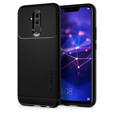"Obal Spigen ""Rugged Armor"" pro Huawei Mate 20 Lite - černý"