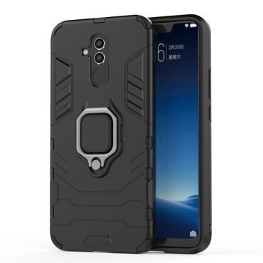 """Robustní kryt """"Impact X Ring"""" pro Huawei Mate 20 Lite - černý"""