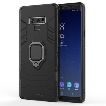 """Robustní kryt """"Impact X Ring"""" pro Samsung Galaxy Note 9 - černý"""
