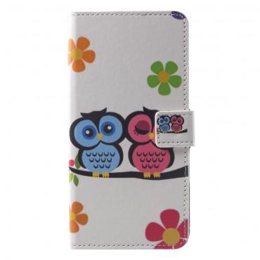 """Módní pouzdro """"Owl Friends"""" pro Huawei Mate 20 Pro"""