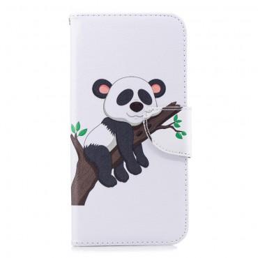 "Módní pouzdro ""Sleepy Panda"" pro Huawei Mate 20 Pro"