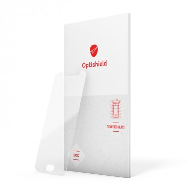 Tvrzené 3D sklo Optishield na celý displej pro Huawei Mate 20 Lite - černé
