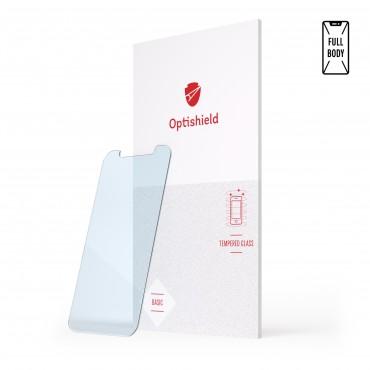 Tvrzené 3D sklo Optishield na celý displej pro Huawei Mate 20 Pro - černé