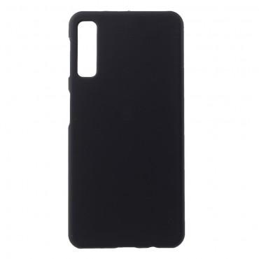 Pevný kryt TPU pro Samsung Galaxy A7 2018 - černý