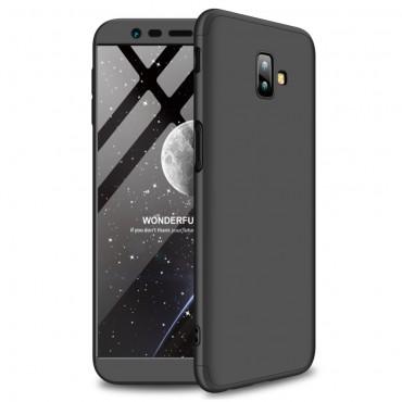 """Elegantní celotělový obal """"Sleek"""" pro Samsung Galaxy J6 Plus - černý"""