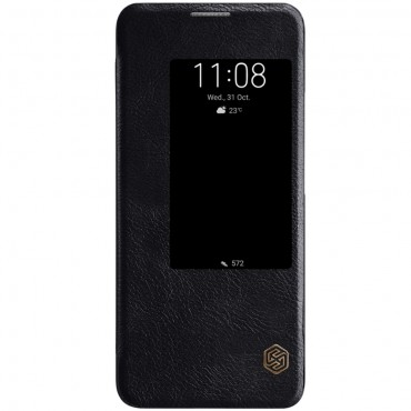 """Elegantní pouzdro """"Qin"""" pro Huawei Mate 20 Pro - černé"""