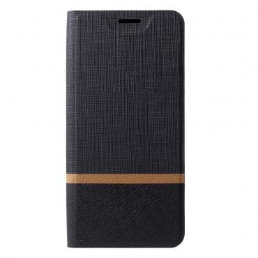 """Módní pouzdro """"Elegant Line"""" pro Huawei Mate 20 Pro - černé"""