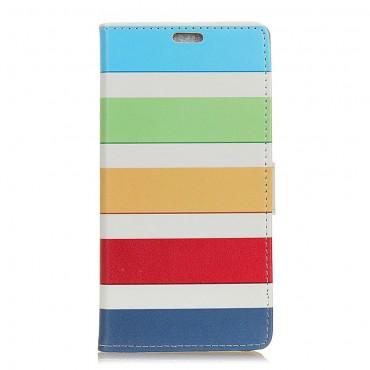 """Módní pouzdro """"Color Stripes"""" pro Huawei Mate 20 Pro"""
