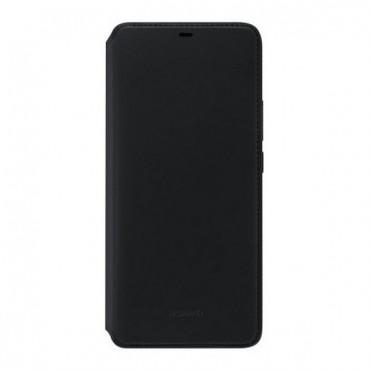 """Originální kryt """"Flip Cover"""" pro Huawei Mate 20 Pro - černý"""