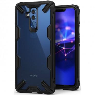 """Obal Ringke """"Fusion X"""" pro Huawei Mate 20 Lite - černý"""