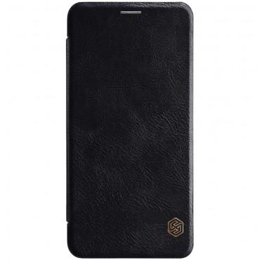 "Elegantní kryt ""Qin"" pro Samsung Galaxy A7 2018 - černý"