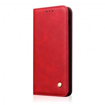 """Elegantní kryt """"Attire"""" pro Huawei Mate 20 Lite - červený"""