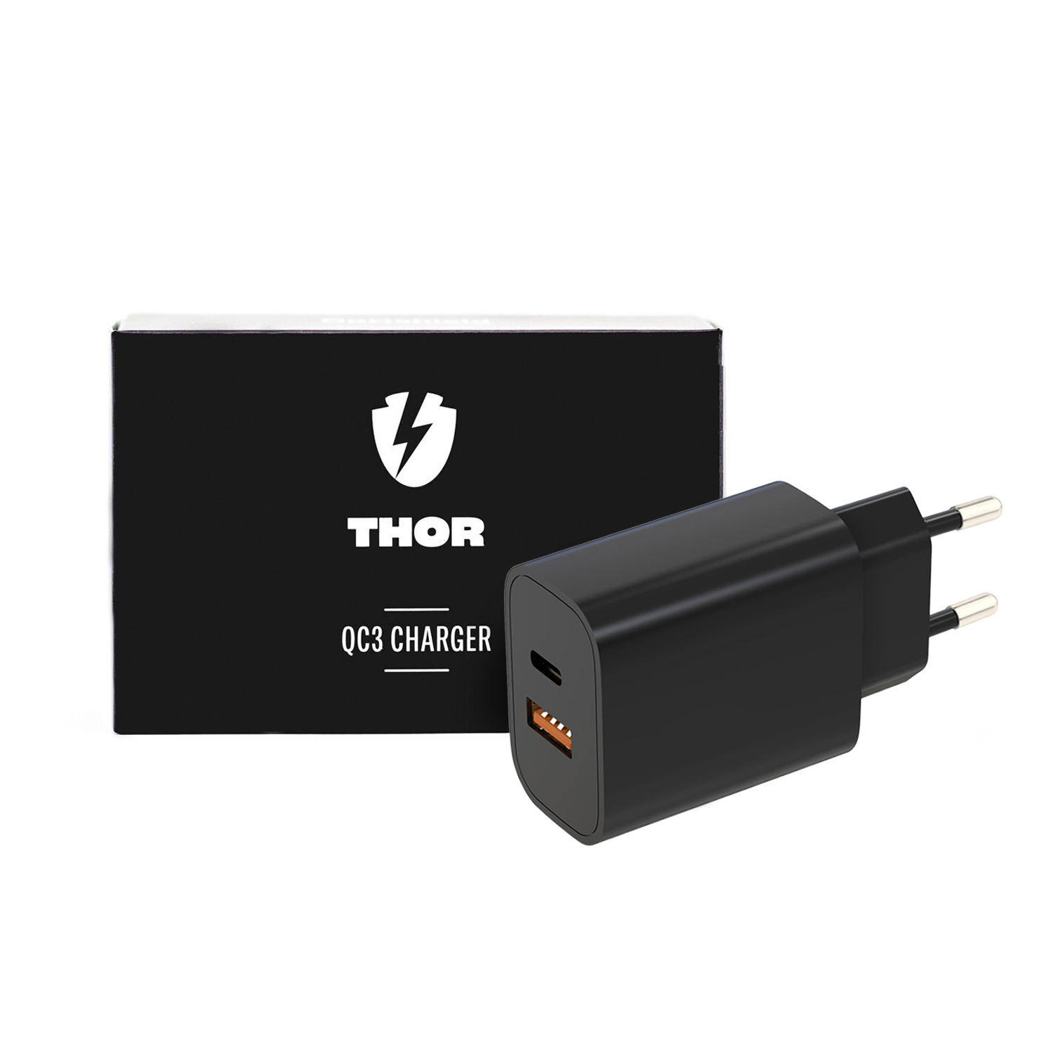Nabíječka Optishield® THOR Quick Charge 3.0