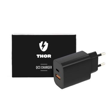 Síťový nabíjecí adaptér Optishield® THOR Quick Charge 3.0