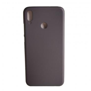 Kryt TPU gel pro Huawei Honor 8X - černý