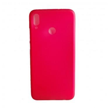 Kryt TPU gel pro Huawei Honor 8X - červené