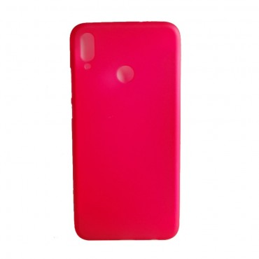 TPU gelový obal pro Huawei Honor 8X - červený
