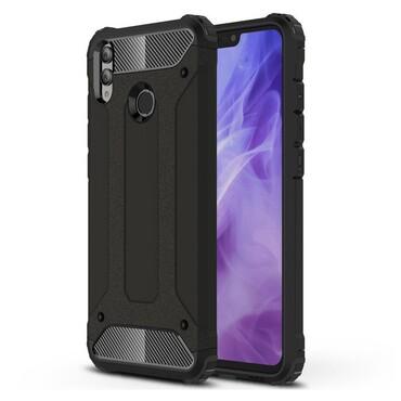 """Robustní obal """"Rock"""" pro Huawei Honor 8X - černý"""