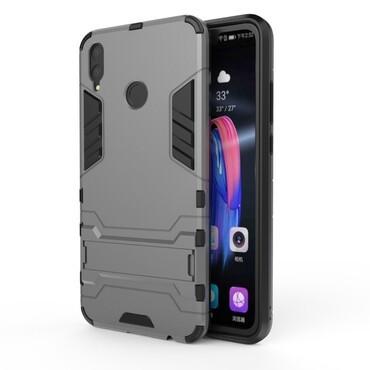 """Robustní kryt """"Impact X"""" pro Huawei Honor 8X - šedý"""