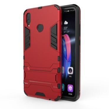 """Robustní obal """"Impact X"""" pro Huawei Honor 8X - červený"""