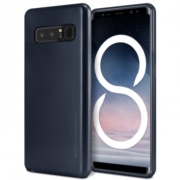 Kryt TPU gel Goospery iJelly Case pro Samsung Galaxy J6 Plus - černé