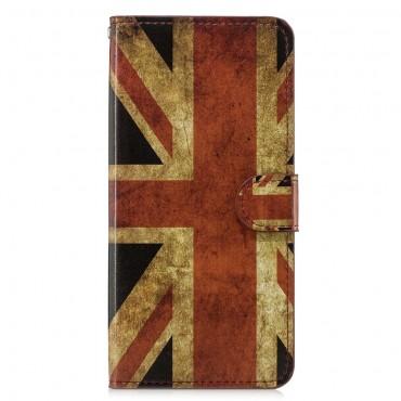"Módní pouzdro ""Retro UK"" pro Huawei Honor 8X"