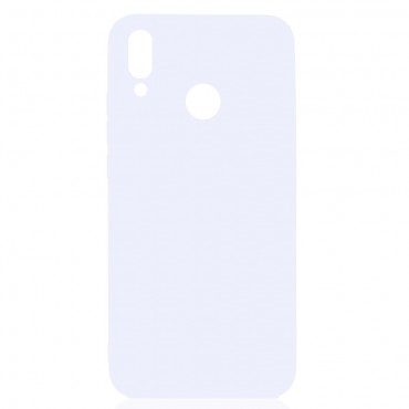 TPU gelový obal pro Huawei P Smart 2019 - bílý
