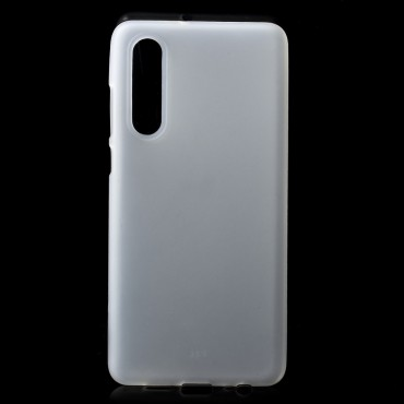 Kryt TPU gel pro Huawei P30 - bílé