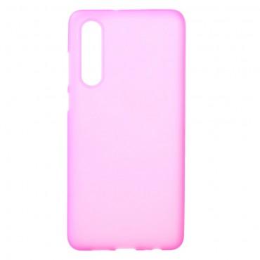 TPU gelový obal pro Huawei P30 - růžový