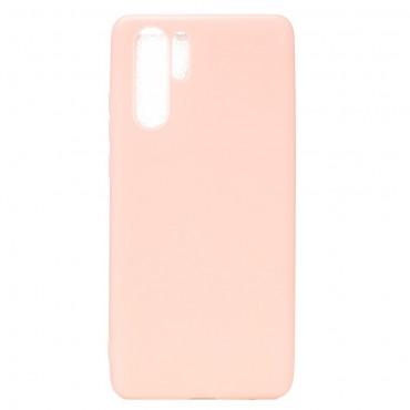 TPU gelový obal pro Huawei P30 Pro - růžový