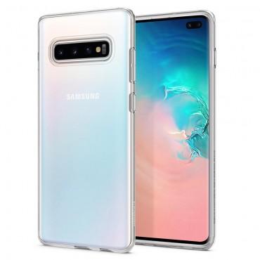 "Obal Spigen ""Liquid Crystal"" pro Samsung Galaxy S10 Plus"