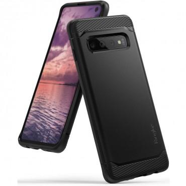 "Kryt Ringke ""Onyx"" pro Samsung Galaxy S10 - černý"