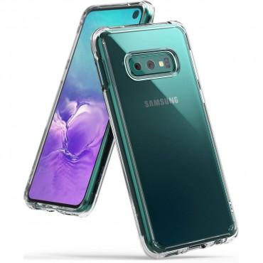 """Obal Ringke """"Fusion"""" pro Samsung Galaxy S10e - průhledný"""