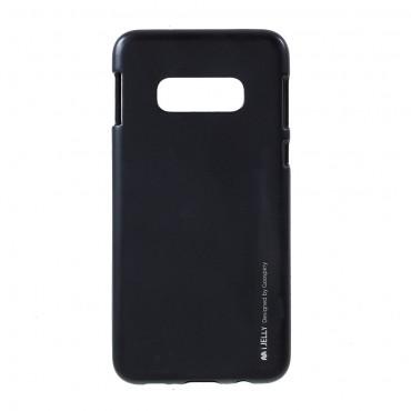 TPU gelový obal Goospery iJelly Case Samsung Galaxy S10e - černý