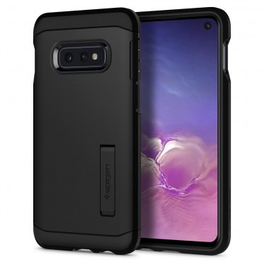 "Kryt Spigen ""Tough Armor"" pro Samsung Galaxy S10e - černý"