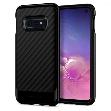 """Obal Spigen """"Neo NX"""" pro Samsung Galaxy S10e - černý"""