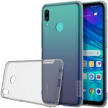 """Premium tenký kryt """"Nature"""" pro Huawei P Smart 2019 - šedý"""