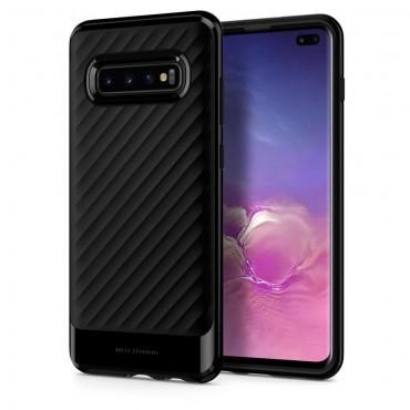 """Kryt Spigen """"Neo Hybrid"""" pro Samsung Galaxy S10 Plus - black"""