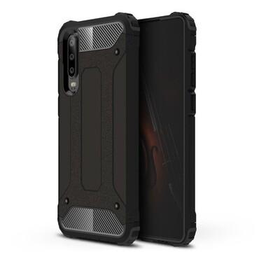 """Robustní kryt """"Rock"""" pro Huawei P30 - černé"""