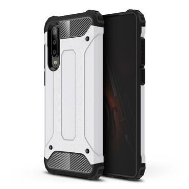 """Robustní kryt """"Rock"""" pro Huawei P30 - bílý"""