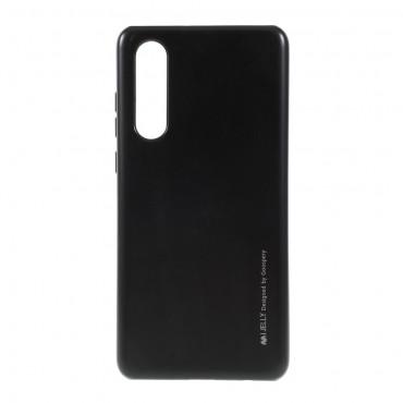 TPU gelový obal Goospery iJelly Case Huawei P30 - černý