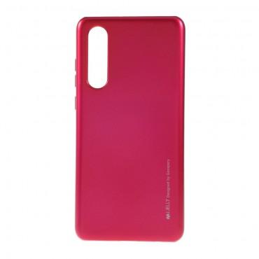 TPU gelový obal Goospery iJelly Case Huawei P30 - purpurový