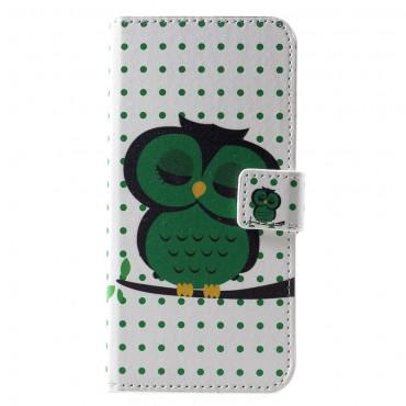 """Módní kryt """"Sleeping Owl"""" pro Huawei P30"""